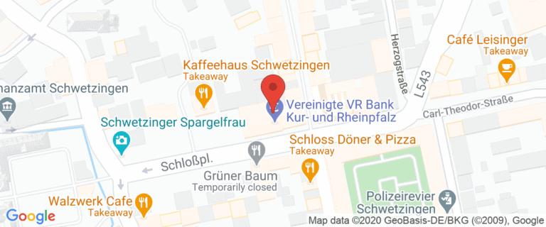 Google Map Dr. Gosch - Rechtsanwaltskanzlei
